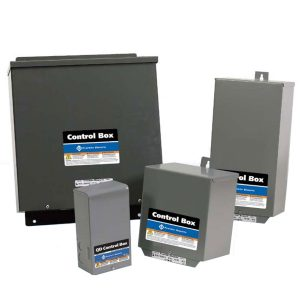 bore pump control boxes and control panels franklin electric single phase control boxes