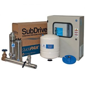 Constant Pressure Pumps