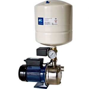 Pump with Pressure Tank. Automatic drinking water pressure pump ...