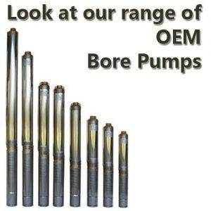 OEM Submersible Bore Pumps