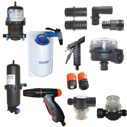 DC Pump Accessories